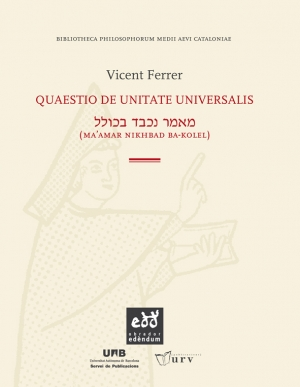 Quaestio de unitate universalis