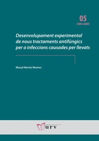 Desenvolupament experimental de nous tractaments antifngics per a infeccions causades per llevats