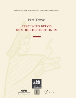 Tractatus brevis de modis distinctionum
