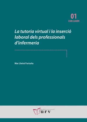 La tutoria virtual i la inserci laboral dels professionals d&#039;infermeria