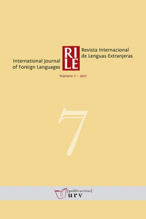 Revista Internacional de Lenguas Extranjeras, 7