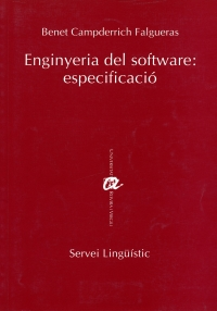 Enyingeria del software: especificació