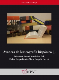 Avances de lexicografa hispnica